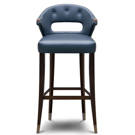 Chairs - NANOOK Bar Chair - BRABBU DESIGN FORCES