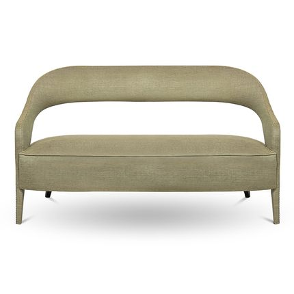 Small sofas - TELLUS 2 Seat Sofa - BRABBU DESIGN FORCES