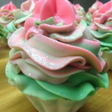 Soaps - Cupcake Paille - SO SWEETY