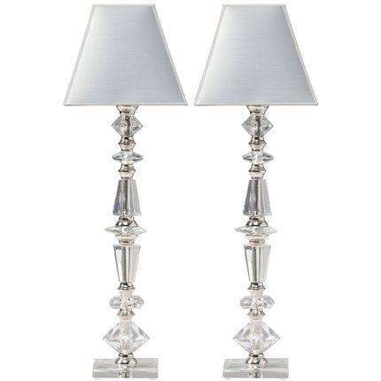 Lampes de table - Lampe Louvre GM - MIS EN DEMEURE