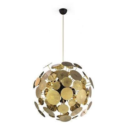 Hanging lights - NEWTON Suspension Lamp - BOCA DO LOBO