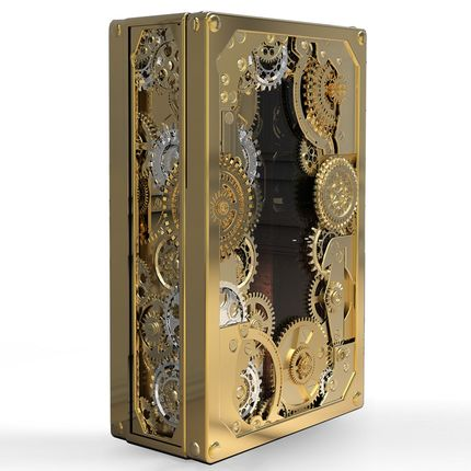Unique pieces - BARON Luxury Safe - BOCA DO LOBO