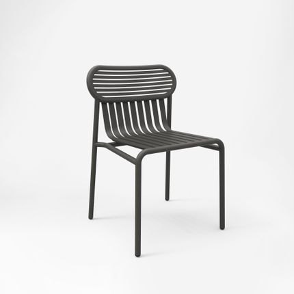 Outdoor fabrics - WEEK-END chairs - PETITE FRITURE