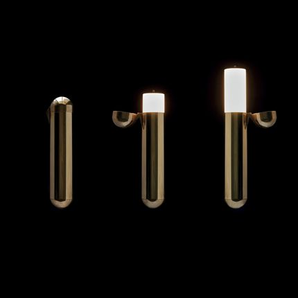 Wall lamps - ISP WALL - DCW EDITIONS