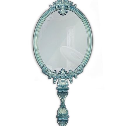 Mirrors - Chameleon Mirror Blue  - COVET HOUSE