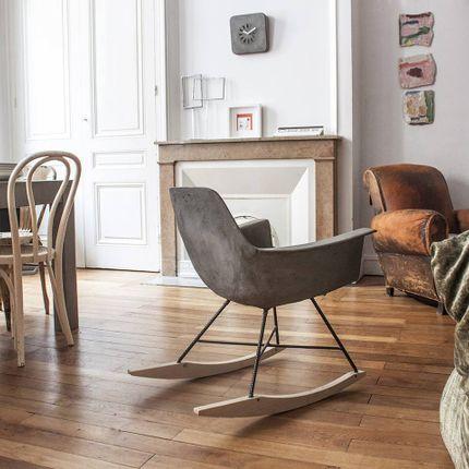 Stools - HAUTEVILLE – Rocking Chair - LYON BÉTON