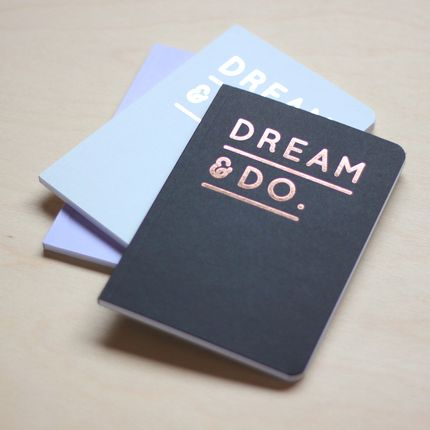 Stationery store - Booklet – Dream & Do, You&Me, Love&Peace - NAVUCKO.