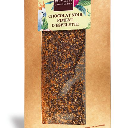 Chocolate - Bars - BOVETTI CHOCOLATS