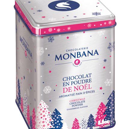Chocolate - Gift box of 24 Rochers - MONBANA