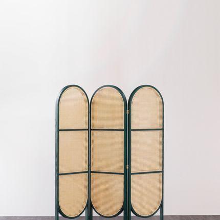 Wall ensembles - Cane divider - ATELIER 2+