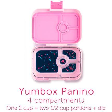 Repas - Yumbox Panino - YUMBOX