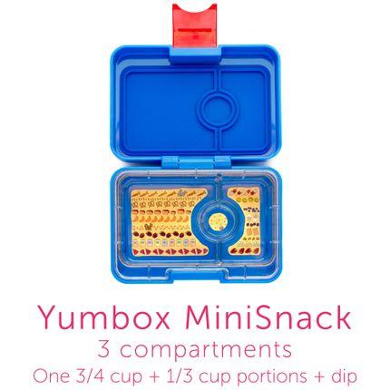 Repas - Yumbox MiniSnack - YUMBOX