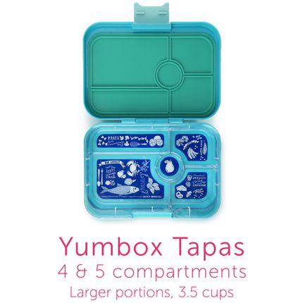 Repas - Yumbox Tapas - YUMBOX