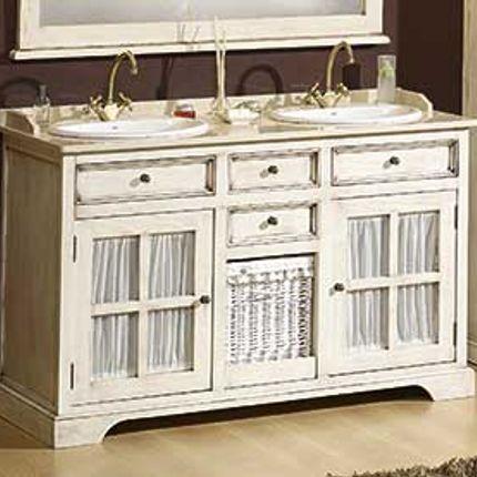 Meubles pour salles de bains - Armoire 2 seins - ART GAYDEL S.L.