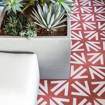 Cement tiles - CEMENT TILES - TOBIAS - HANDUSI