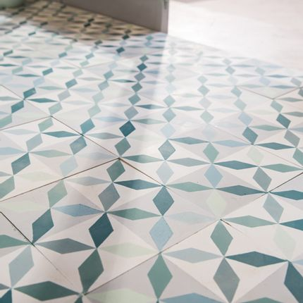 Cement tiles - CEMENT TILES - COUSIN GERMAIN - HANDUSI