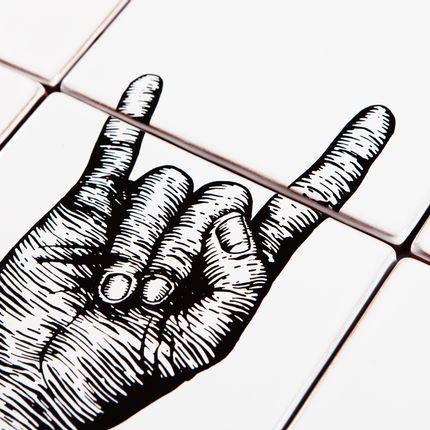 Tiles / flagstones - HANDICATORS - BUSSOGA