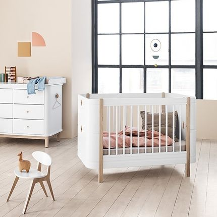 Mobilier bébé - Wood Mini+ - OLIVER FURNITURE A/S