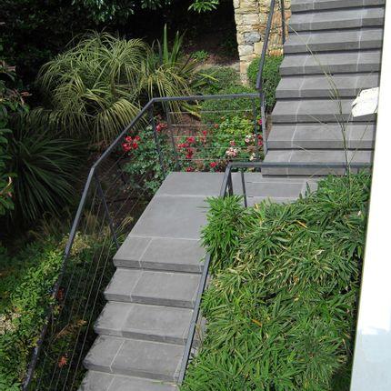 Escaliers - Fabrications d'escaliers sur mesure - ROUVIERE COLLECTION