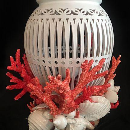 Homewear - LAMP - I BORBONE ARTE DI CAPODIMONTE