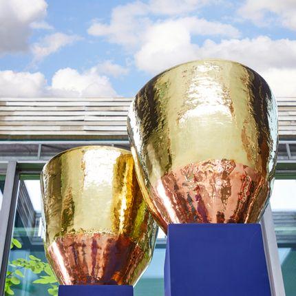 Vases - CopperBrassVase - DES POTS