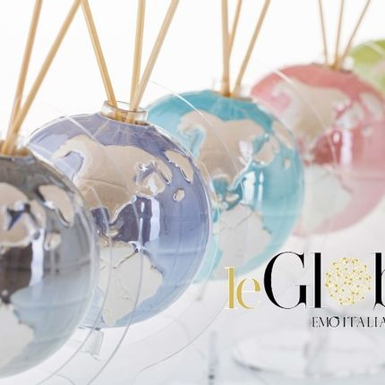 Home fragrances - Le Globe - EMO' ITALIA