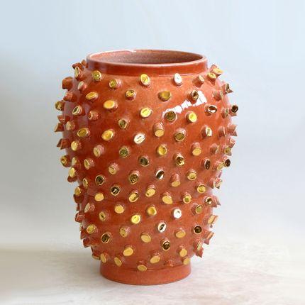 Ceramic - Tronchetti Vase - CERAMICA ND DOLFI