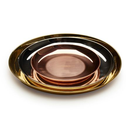 Trays - Copper Tray - NYKS