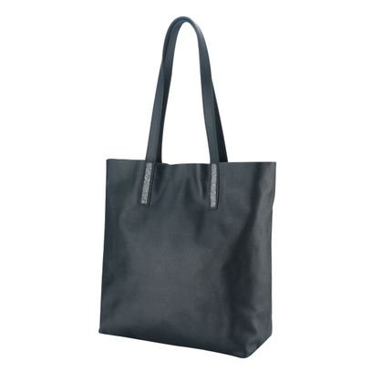 Leather goods - Fine Italian Leather Tote Bag - SIRIUS GROUP - Gifts Solutions (Design and Manufacturing)