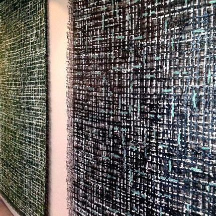 Tapestries - Tapisseries Polymères - A+Z DESIGN® by Geneviève Levivier