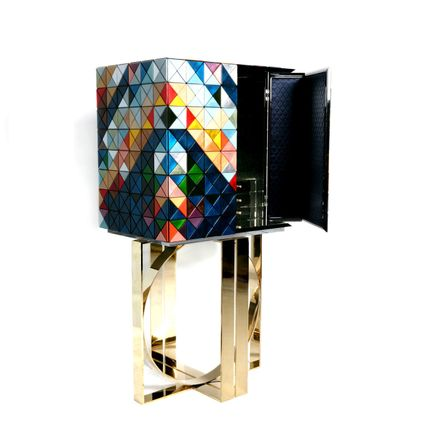 Storage box - PIXEL Cabinet - BOCA DO LOBO
