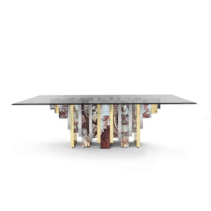 Tables - HERITAGE Dining Table - BOCA DO LOBO