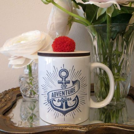Ceramic - Mugs - ANESIDORA
