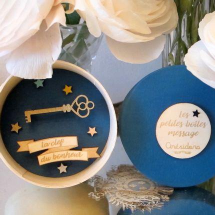 Gift - Message box - ANESIDORA