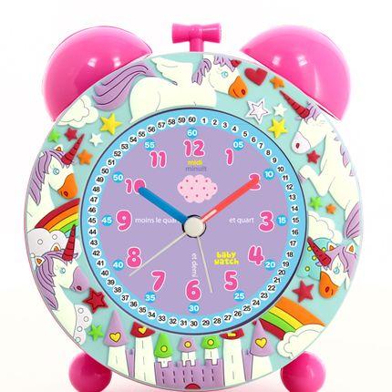 Gift - Réveil Pédagogique - BABY WATCH