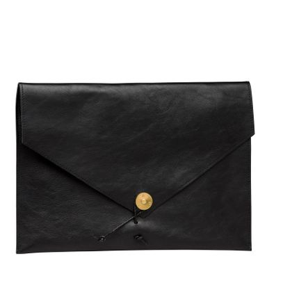 Leather goods - KUNGSSTEN LAPTOP COVER - P.A.P MADE IN SWEDEN