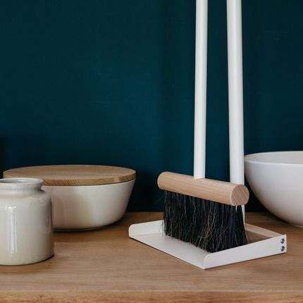 Brushes - LARGE Complet Dustpan and Hand Brush - ANDREE JARDIN