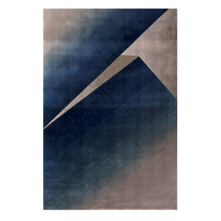 Contemporary - Spielberg Ombre Rug  - COVET HOUSE