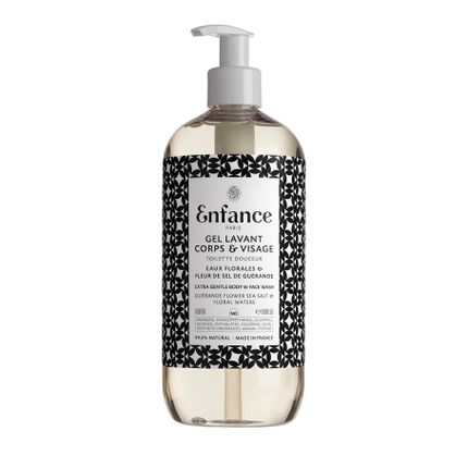 For children - BODY & FACE WASH  - ENFANCE PARIS