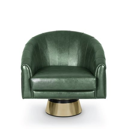 Armchairs - Bogarde Armchair - ESSENTIAL HOME