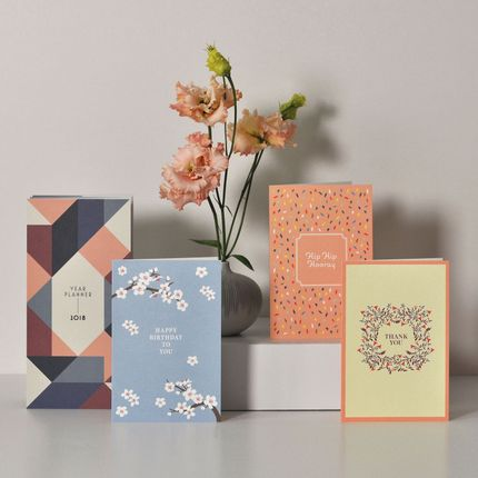 Stationery store - Greeting cards - HAFERKORN & SAUERBREY