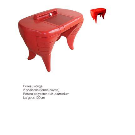 Desks - bureau bulle - MICHEL VERDIER