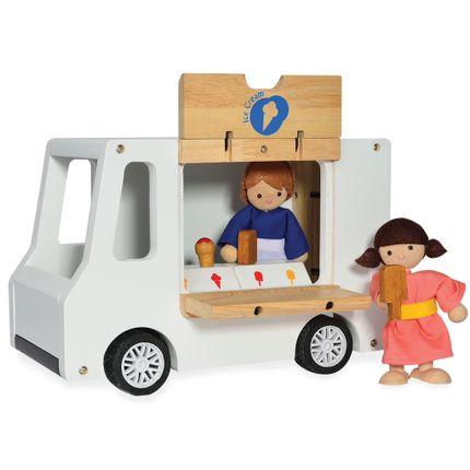 Jouets - Food truck - BASS ET BASS