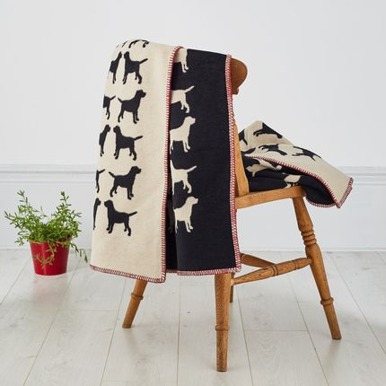 Gift - Cotton Blanket - THE LABRADOR COMPANY