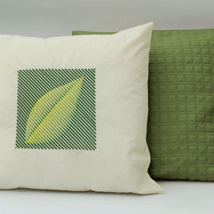 Cushions - Organic Cotton Pillowcases - DE PORTUGAL NATURALMENTE