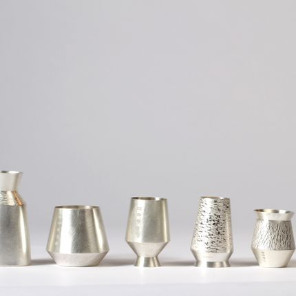 Tasses et mugs - Drinking Set - MEGAN FALCONER SILVERSMITH