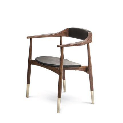 Chaises - Perry | Chaise de salle à manger - ESSENTIAL HOME
