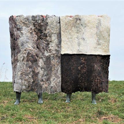 Tapis  - WOOLSTOOL - THE SOFT WORLD