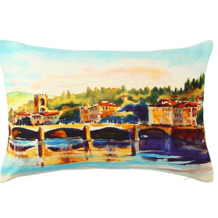Coussins - Coussin Canals d'Amsterdam - THE INDIAN PICK