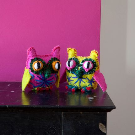 Accessoires animaux - Owl Whaouh - IXCASALA
